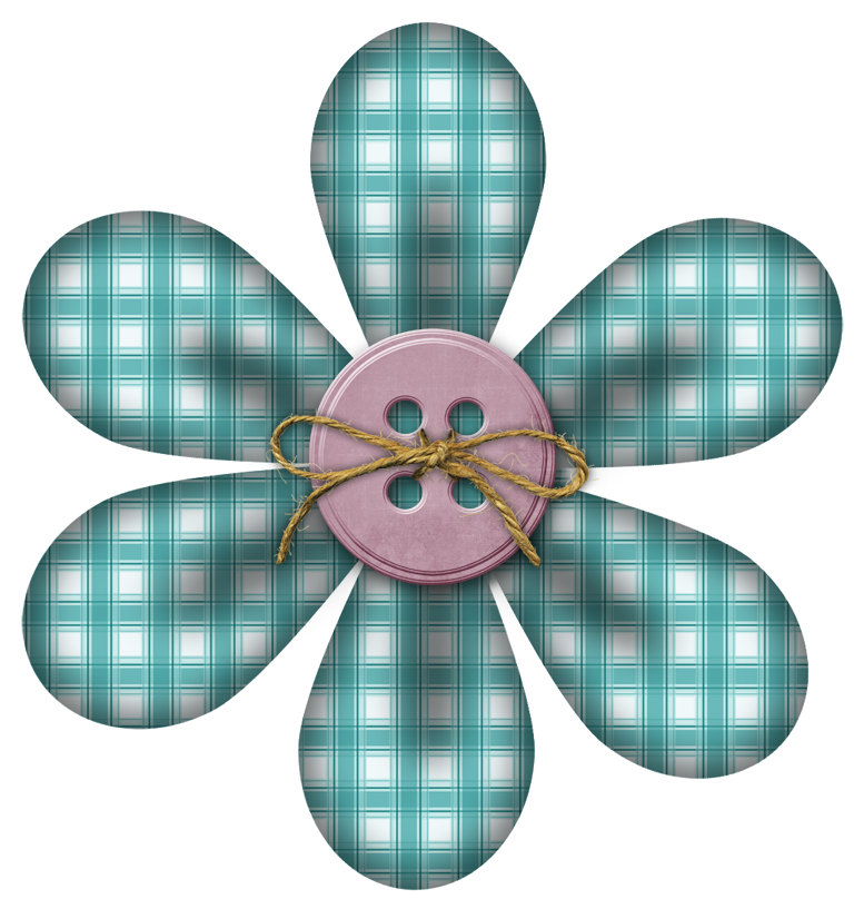 free scrapbook flower clipart - photo #24