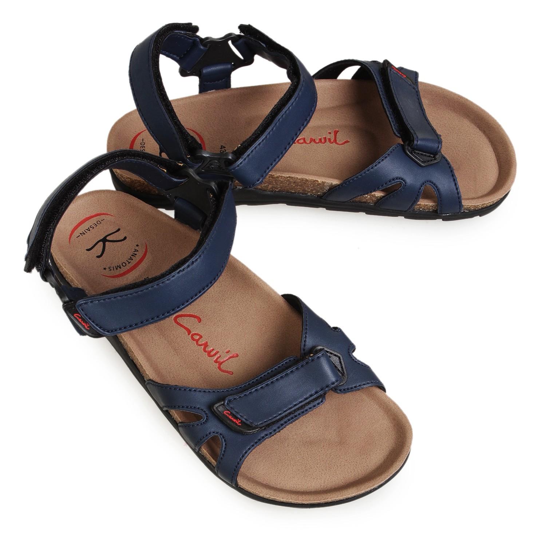 Model Sandal Carvil Terbaru Kembali Terupdate Waktu Ini Adalah Golongan Shoe Wanita Menawan line Murah Meriah