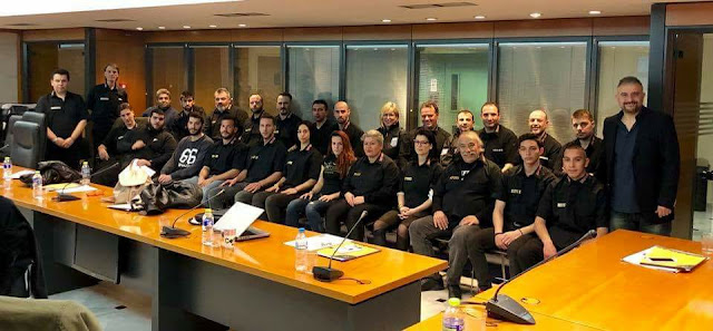 Το Altounis Fight Team παρόν στη σχολή διαιτητών των παγκόσμιων ομοσπονδιών WKU / ISKA