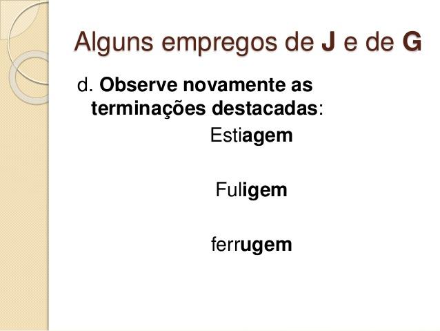 REGRAS ORTOGRÁFICAS