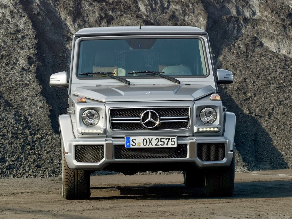 2014 Mercedes-Benz G63 AMG Car Pictures | PricesGee