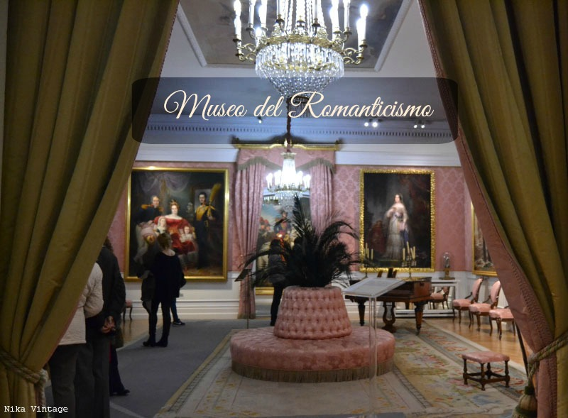 museo romantico, museo del romanticismo, sala de baile, mobiliario, isabelino, fernandino