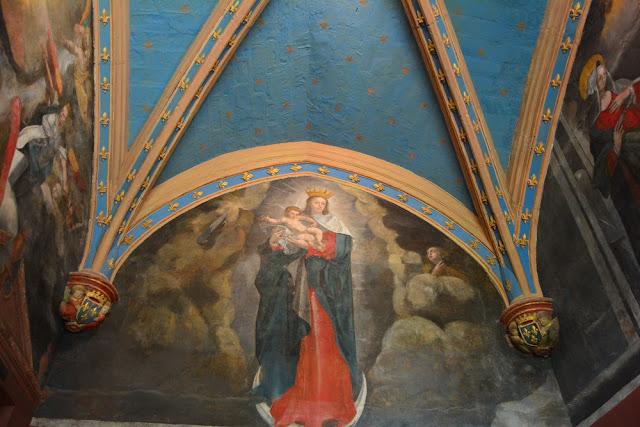 oratoire d'Anne de Bretagne