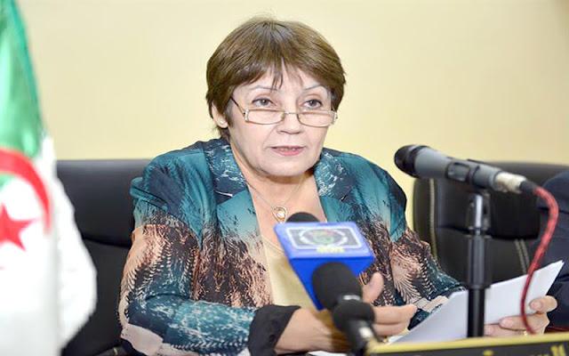 وزيرة التربية نورية بن غبريط تهنئ الأساتذة بمناسبة عيدهم العالمي 05 أكتوبر2017