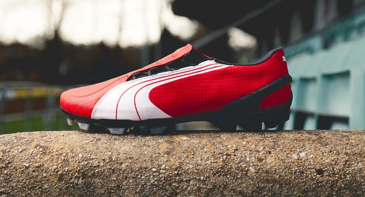 Puma legt v1.06 Fußballschuhe am 10. Geburtstag der Reihe