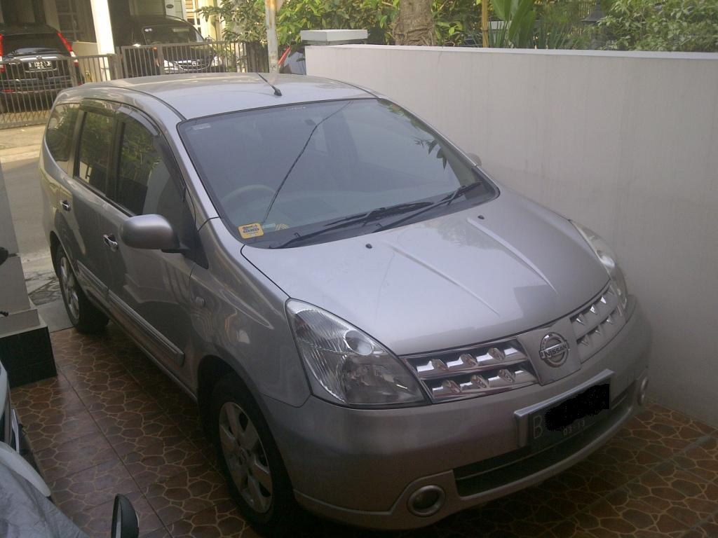 Cara Setting Alarm Grand New Avanza Top Speed Veloz Dijual Nissan Livina Xv 1 8 Silver Metallic 2008
