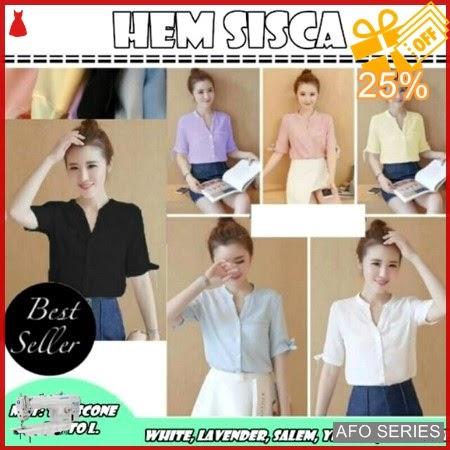 AFO063 Model Fashion Hem Sisca Modis Murah BMGShop