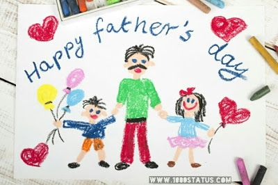 Happy Father's Day 2018 Whatsapp Status Photos, Dp,Quotes | 1000 Status