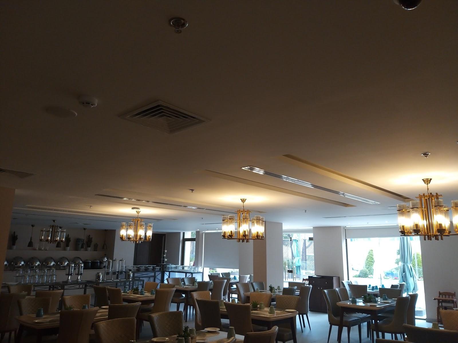 اعمال الديكور في فندق سان روك عمان الاردن من تنفيذ شركة ارابيسك