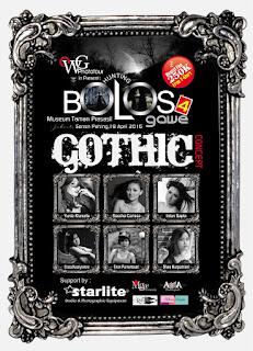 Event Fotografi Tema GothicBolos Gawe 4