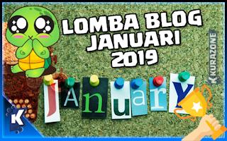 Lomba Blog Januari 2019