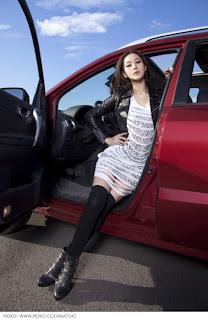 Zhang Xin Yu 张馨予 - I am an Asian Girl