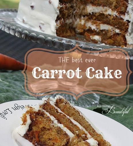 Saint Louis Carrot Cake