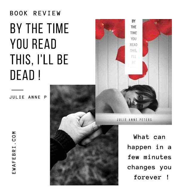 by the time you read this i'll be dead book review