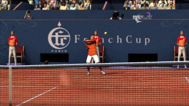 Download Virtua Tennis 4 PC Games Gameplay