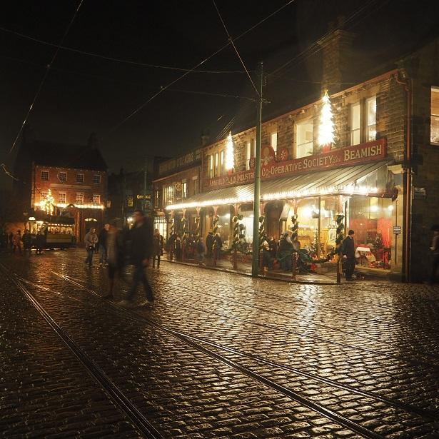 Christmas Nights at Beamish | A Review