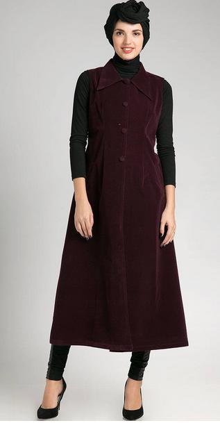Trend Model Baju Hamil Muslim Modern Gamis