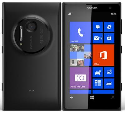 Thay man hinh mat kinh Nokia