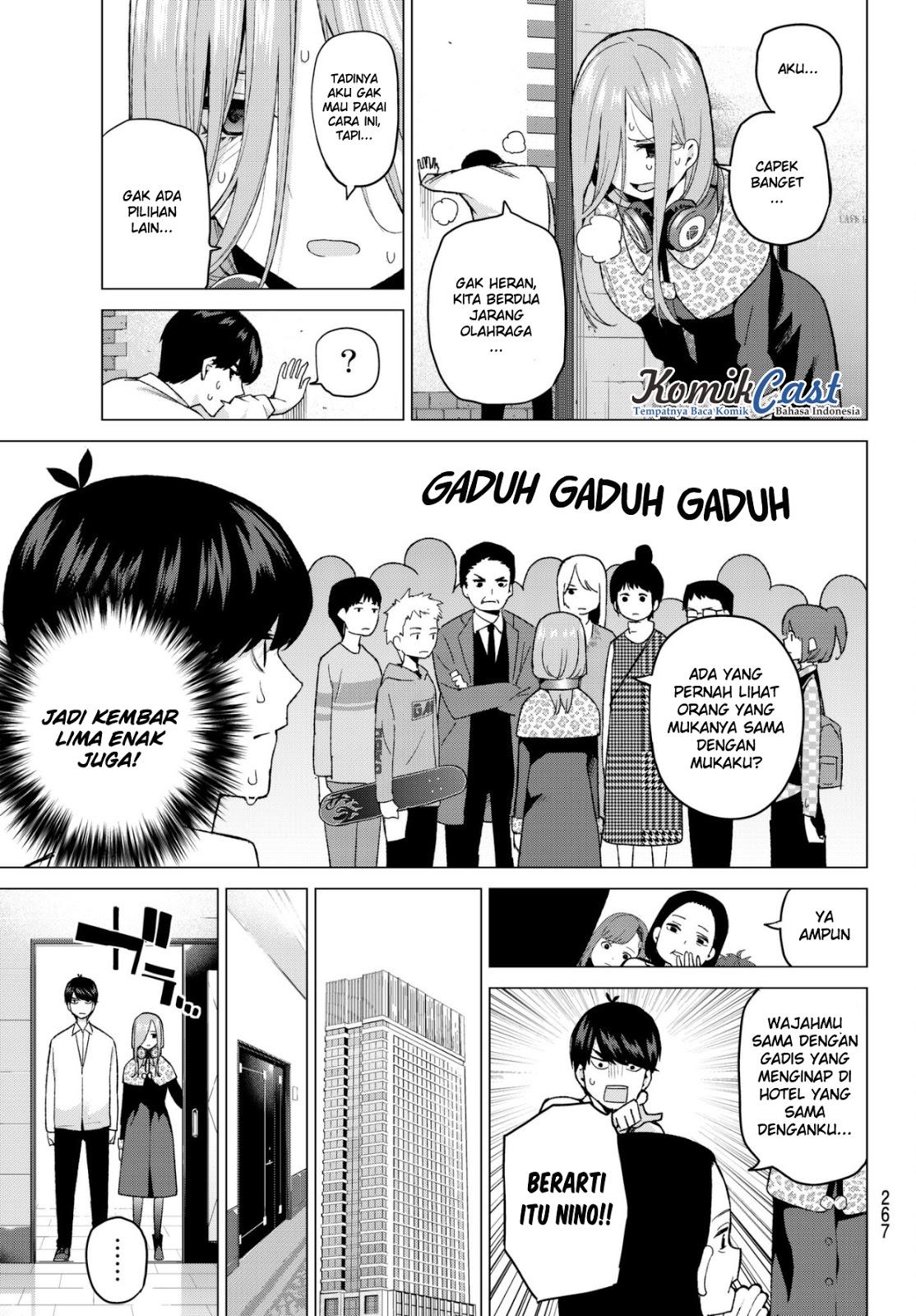 Komik go toubun no hanayome 040 - chapter 40 41 Indonesia go toubun no hanayome 040 - chapter 40 Terbaru 12|Baca Manga Komik Indonesia