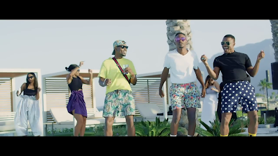 New VIDEO | Ommy Dimpoz Ft Alikiba & Cheed - ROCKSTAR | Download Mp4