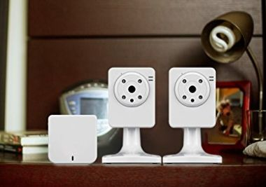 Home8 Oplink Connected VideoShield 2-Camera Video Monitoring System Giveaway