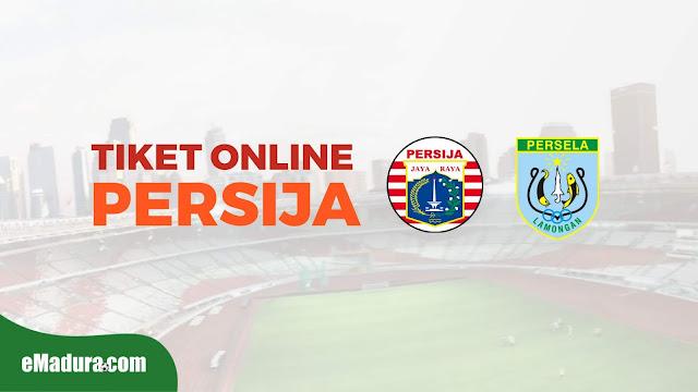 Tiket Online Persija Vs Persela 20 Nobember 2018