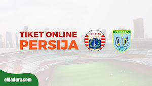 Tiket Online Persija vs Persela, 20 Nobember 2018