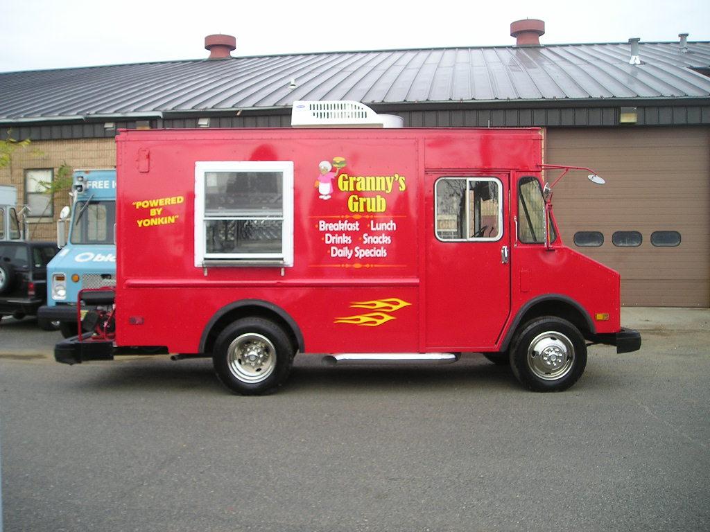 Richmond Food Truck Locations