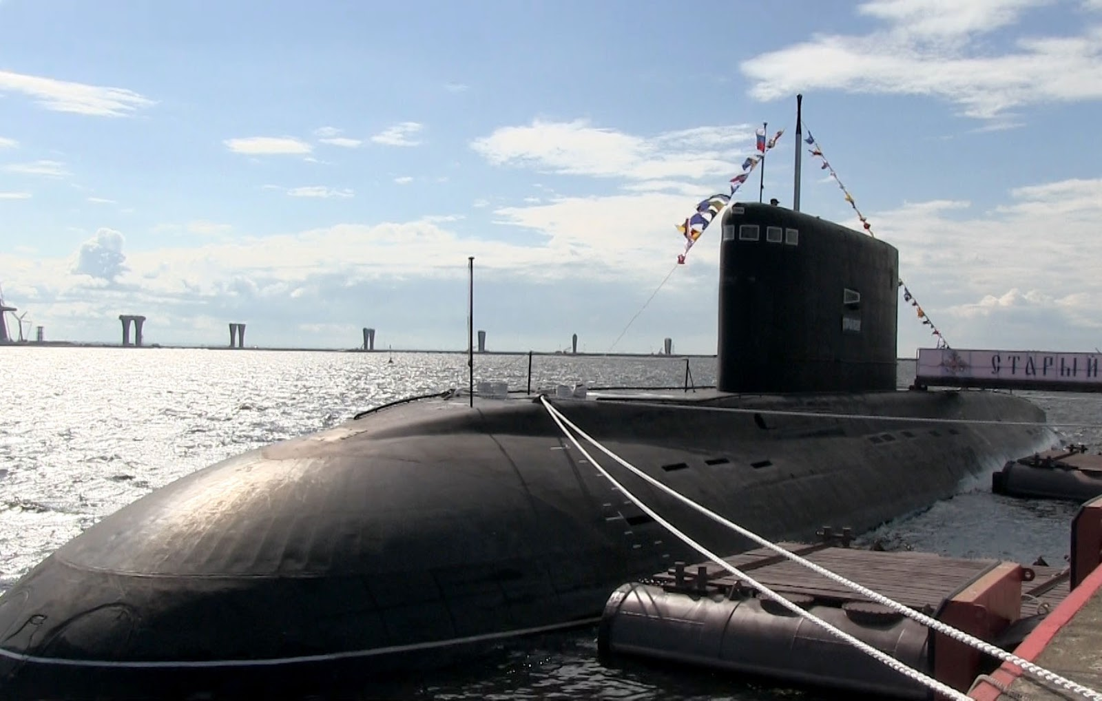 Kapal Selam Kilo Project 636