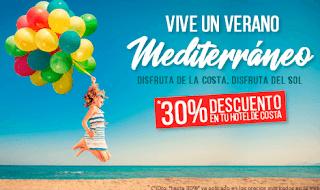 30€ dto en tu hotel de Costa - Central de Vacaciones