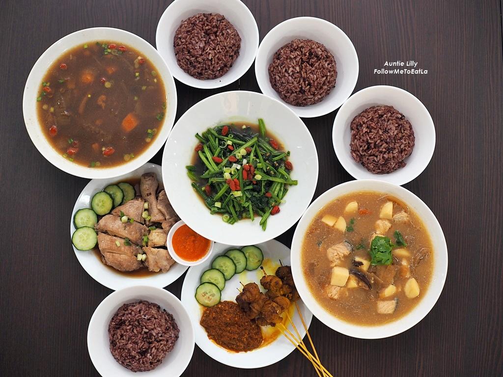 Follow me to eat la malaysian food blog chinese new year menu chinese new year menu 2018 at alison soup house ttdi taman tun dr ismail forumfinder Images