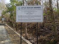 Sejarah Kabupaten Somoroto dan Situs Makam Srandil yang Berada di Ponorogo