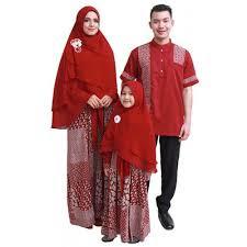 Model Baju Muslim Syar'i Untuk Keluarga Modern