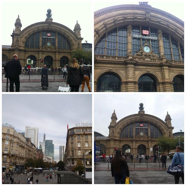 Onde ficar em Frankfurt - perto da Hauptbahnhof