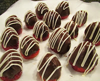 Gluten Free Chocolate Covered Strawberries