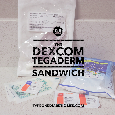 T1dLife-the-dexcom-tegaderm-sandwich