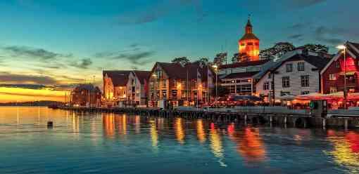 La ville de Stavanger, capitale du comté du Rogaland en Norvège, accueille tous les ans les champions d'échecs d'exception