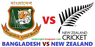 Bangladesh Vs New Zealand 2016-17 Match Fixture, Tickets, Live Stream