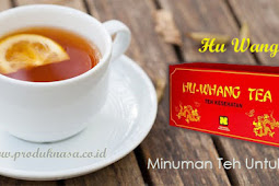 Hu Whang Tea Bisa Digunakan Untuk Minuman Diet