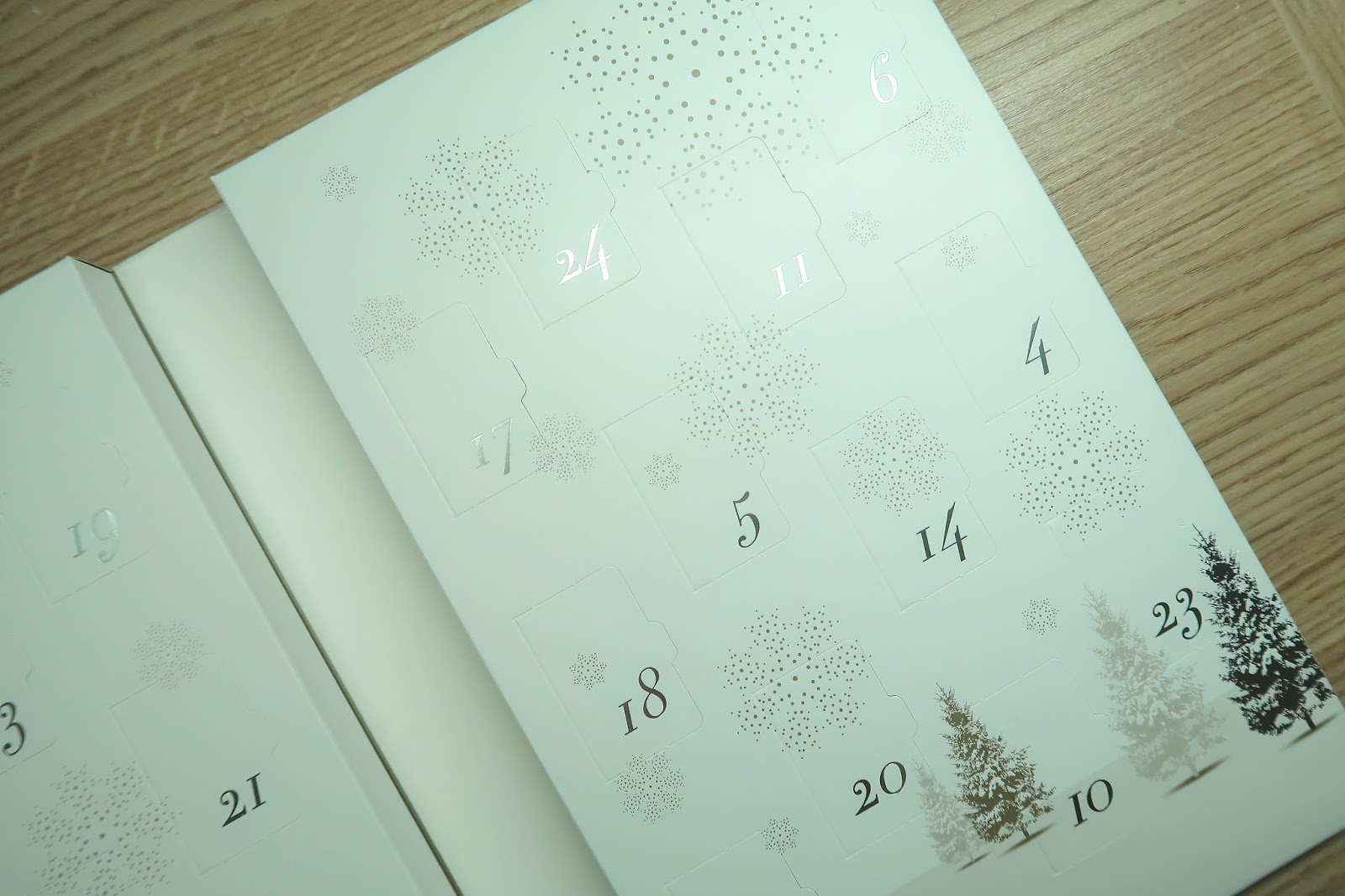 Hotel Chocolat Advent Calender + Giveaway!