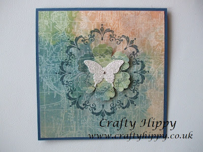 Fan Fair Stampin' Up!