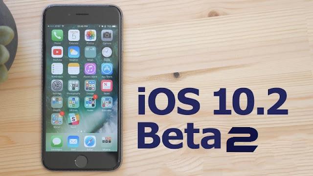 IOS 10 BETA2