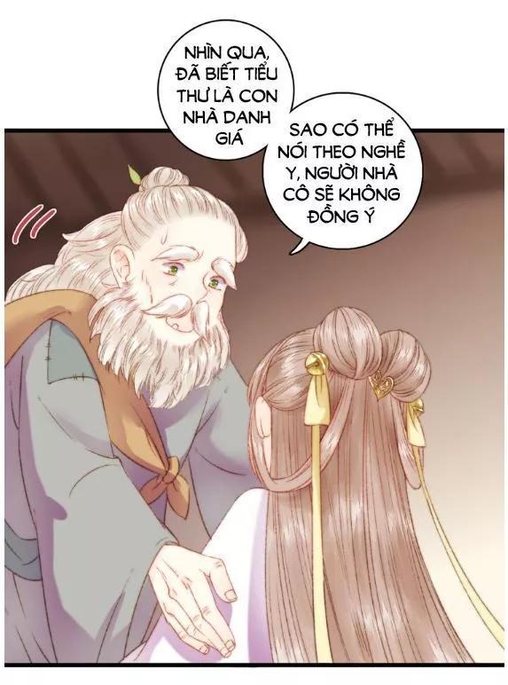 Nàng Phi Cửu Khanh - Thần Y Kiều Nữ chap 5 - Trang 11