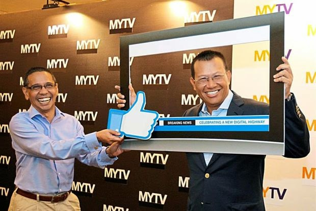 MYTV free cable service: 80 channels, 45 in HD - TheHive Asia