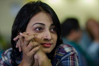 Nazia Haque Orsha Bangladeshi Model Selfie