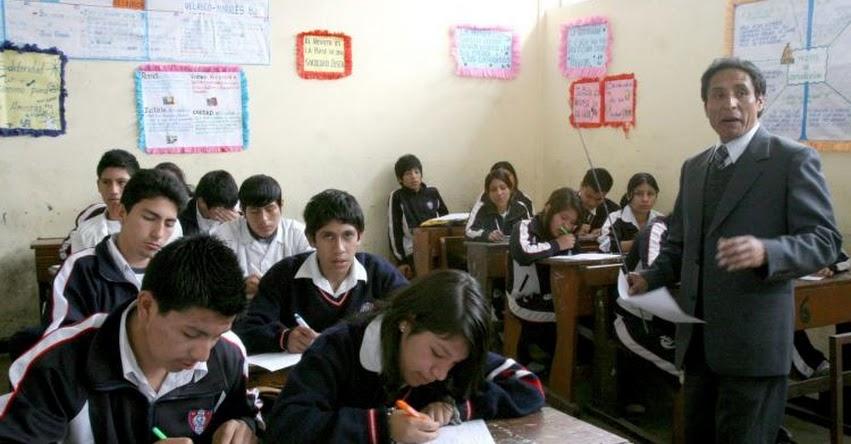 MINEDU: Transfieren más de S/ 140 millones para pagos a directores de centros educativos - www.minedu.gob.pe