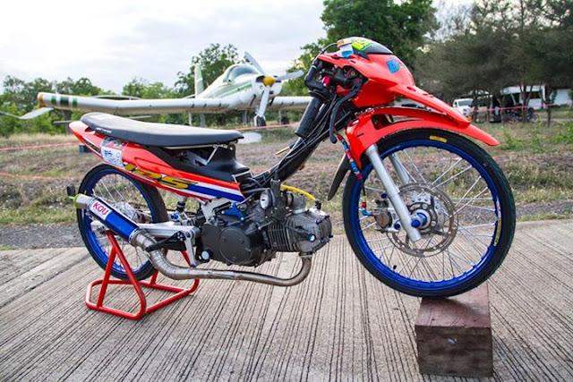 mothai-thai-style-drag-thailand-honda-wave125-bore-up