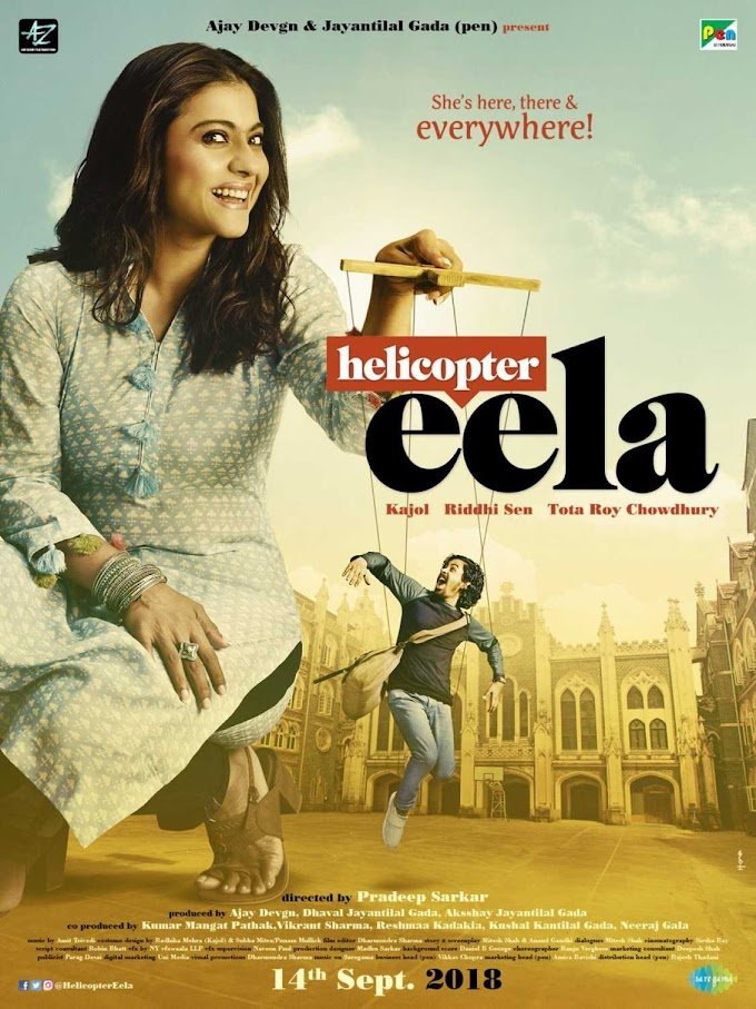 Review Filem Helicopter Eela