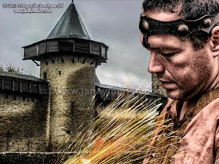 Composición fotográfica - Carcassonne