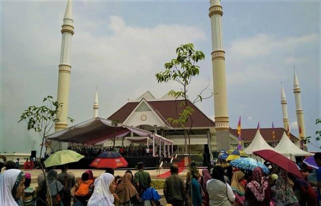 Nanti Malam Hadirilah Peringatan Harlah Ke-92 NU di Masjid KH Hasyim Asy'ari